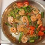 Shrimp Breakfast